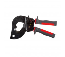 nożyce zapadkowe jednoręczne 250mm do cięcia kabli proline