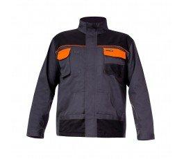 """lahtipro bluza ochronna grafitowo-pomarańczowa rozmiar """"s"""" l4040448"""