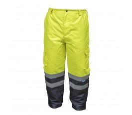 hogert spodnie ochronne ocieplane s ostrzegawcze ht5k252-s