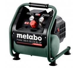metabo akumulatorowa sprężarka power 160-5 18 ltx bl of 601521850