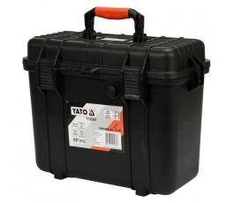yato walizka narzędziowa hermetyczna pionowa 430x244x341mm yt-08907