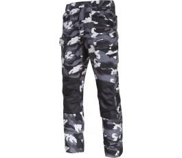 "lahtipro spodnie moro bojówki ze wzmocnieniami rozmiar ""l"" l4051403"