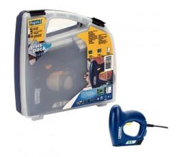 rapid zszywacz elektryczny tapicerski e-tac + walizka 5000576
