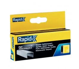 rapid zestaw 2500 zszywek high performance 13/6 galwanizowanych 11830725