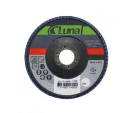 luna ściernica lamelkowa 125x22.23mm p40 tf12540