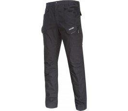 lahtipro spodnie bojówki  m czarne l4051502