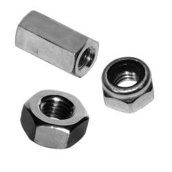 nakrętka niska pn82153 en-iso 4035;8675 din 439 klasa 10.9 20mm skok gwintu 1.5mm