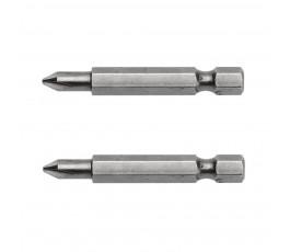 hogert zestaw 2 końcówek wkrętakowych ph1 50mm ht1s310