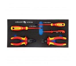 hogert zestaw 5 narzędzi do elektryki ht7g139