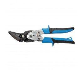 hogert nożyce do blachy 250mm odgięte prawe ht3b505