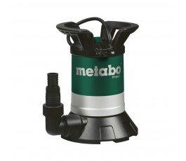 metabo pompa zanurzeniowa tp 6600 do wody czystej 250w 0250660000