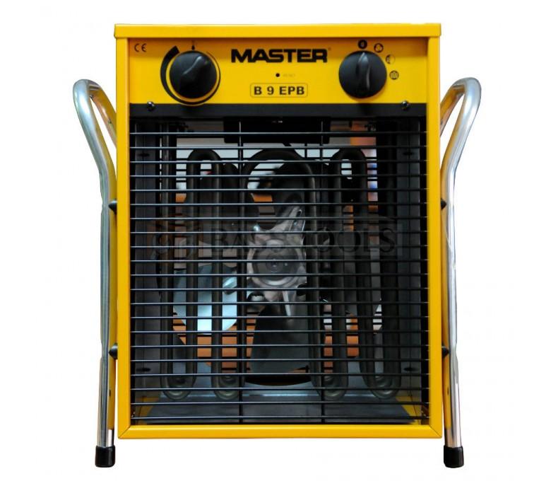 MASTER NAGRZEWNICA ELEKTRYCZNA 9KW B9EPB | Metalzbyt.com.pl - internetowy sklep z narzędziami