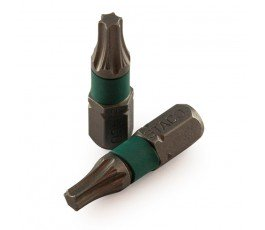 """staco zestaw 2 bitów tx20 25mm 1/4"""" zielonych 20822.staco"""