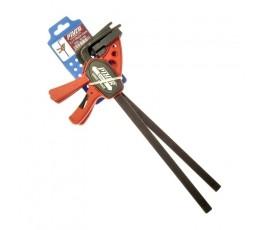 piher zestaw 2 ścisków stołowych quick t-track 220mm p52106