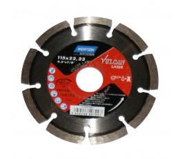 tarcza diamentowa vulcan laser 115*22.23 norton