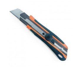 staco nóż wysuwany 25mm z ręczną blokadą 46030.staco