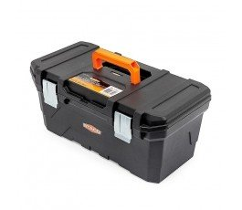 staco skrzynka narzędziowa plastikowa 507x254x259mm ze stalowym zaczepem 88321.staco