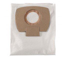 metabo zestaw 5 worków filtrujących z fizeliny 25/30 l asa 25/30 l pc inox 630296000