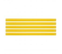 yato zestaw 5 wkładów kleju termotopliwego żółtego 11.2x200mm 82437