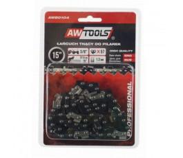 """awtools łańcuch tnący do pilarki 38cm(15"""") 3/8"""" 1.3mm 57 ogniw aw80104"""