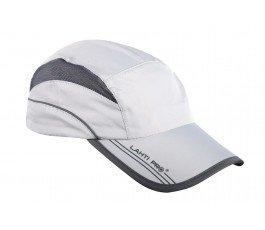 lahtipro czapka z daszkiem sportowa szara l101070s