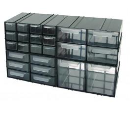 profix szafka plastikowa 4-szufladkowa 125x230x140mm 35804