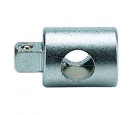 """teng tools łącznik przejściowy 1/4""""-3/8"""" 25mm crv 35650050"""