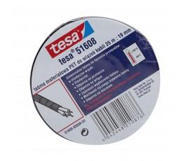 tesa taśma materiałowa pet do wiązek kabli 25mx19mm h5160888