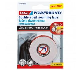 tesa taśma montażowa powerbond 1.5mx9mm h5579103