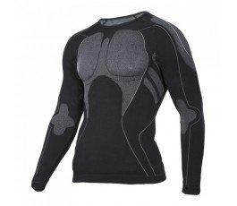"lahtipro koszulka termoaktywna czarno-szara rozmiar ""2xl/3xl"" l4120105"