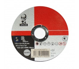 tarcza 41-115*1.0*22.2 a60t-bf41-atlas
