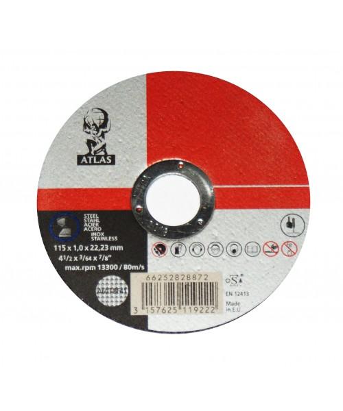 TARCZA 41-115x1.0x22.2 A60T-BF-80-ATLAS