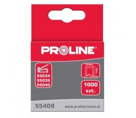 proline zestaw 1000 zszywek prostokątnych 8mm typu g 55408