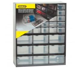 stanley organizer stojący z 39 szufladami 939811