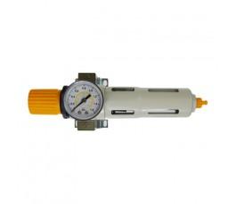 """awtools filtr/odwadniacz powietrza + reduktor 1/2"""" ofr-midi z manometrem aw10251"""