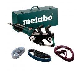 metabo szlifierka taśmowa do rur 9-60 set 900w 602183510
