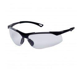 """lahtipro przeźroczyste okulary ochronne z odpornością klasy """"ft"""" l1500200"""