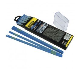 stanley zestaw 100 brzeszczotów laser 300mm hss 32z/cal 155591
