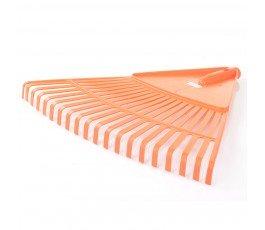 ramp grabie plastikowe do liści pomarańczowe nieoprawione rg2-p-wg