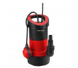 tryton pompa zatapialna do wody brudnej i czystej 750w tpb750