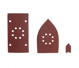 ryobi zestaw 30 papierów ściernych 5132002444