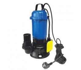 awtools pompa zanurzeniowa do wody brudnej z rozdrabniaczem i pływakiem 1050w aw85019