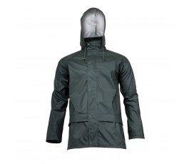 """lahtipro kurtka przeciwdeszczowa rozmiar """"s"""" zielona l4091801"""