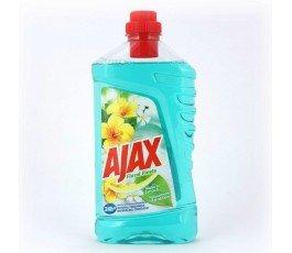 ajax uniwersalny płyn czyszczący 1l floral fiesta o zapachu kwiata laguny c02100000026