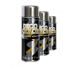 deco color lakier chrome effect złoty 400ml 12250 [#d7af69]
