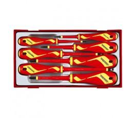 teng tools zestaw 7 wkrętaków 1000v ttv907n 178710109