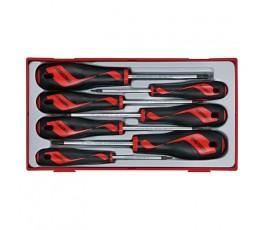 teng tools zestaw 7 wkrętaków tx/txp tt917txn 174410100