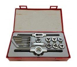teng tools zestaw 17 gwintowników i narzynek tttd17 69190106