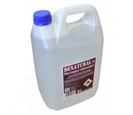 płyn myjąco-odmrażający denatural 70% alkohol etylen 5l