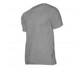 "lahtipro koszulka t-shirt jasnoszara rozmiar ""xl"" l4020204"